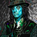Alice Cooper Collection by Marvin Blaine