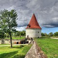 Cesu Latvia by Paul James Bannerman