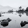 Lochan Na H-achlaise by Stephen Taylor