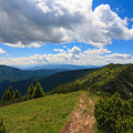 Mountain Panorama, Italy by Davide Guidolin