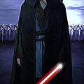 Movie Star Wars Art by Larry Jones