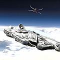New Star Wars Poster by Larry Jones