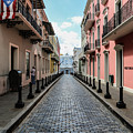 Old San Juan Puerto Rico by Joseph Semary