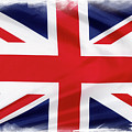 Union Jack by Les Cunliffe