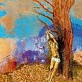 16007 Odilon Redon by Eloisa Mannion