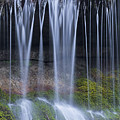 Water Flowing Over Rocks by Arterra Picture Library
