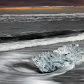 Melting Ice On Beach by Arterra Picture Library