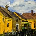 1690 Cafe And Bake Shop by Francois Lamothe