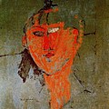 16937 Amedeo Modigliani by Eloisa Mannion