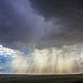 Afternoon Nebraska Thunderstorms by Dale Kaminski