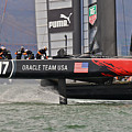 America's Cup San Francisco by Steven Lapkin