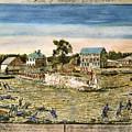 Battle Of Lexington, 1775 by Granger