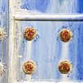 Blue Metal by Tom Gowanlock