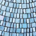 Blue Tiles by Tom Gowanlock