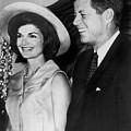 John F Kennedy (1917-1963) by Granger