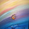 Original Abstract Masterpiece by Brenda Basham Dothage
