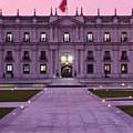 Santiago De Chile by Karol Kozlowski