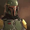 Star Wars Episode 3 Poster by Larry Jones
