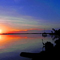 Sunrise / Sunset / Indian River by MGilroy