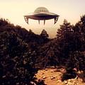 Ufo Sighting by Raphael Terra