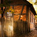 1700s House Old Salem by Bob Pardue