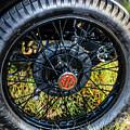 1743.051 1930 Mg Wheel by M K  Miller