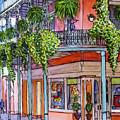 18  French Quarter Art Gallery by John Boles