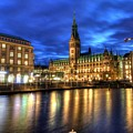 Hamburg Germany by Paul James Bannerman
