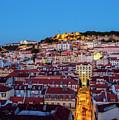 Lisbon, Portugal by Karol Kozlowski