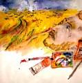 Looking At Van Gogh My Way Album by Debbi Saccomanno Chan