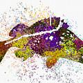 Underwater.fish. by Elena Kosvincheva