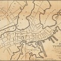 1820 Map Of Salem, Massachusetts by Lita Kelley