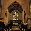 1865 - St. Jude's Church  - Interior by Kaye Menner