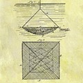 1869 Fishing Net Patent by Dan Sproul