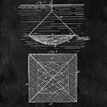 1869 Fishnet Patent by Dan Sproul