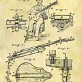 1873 Guitar Patent by Dan Sproul