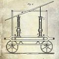 1875 Fire Extinguisher Patent by Jon Neidert