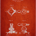 1879 Exercise Machine Patent Spbb08_vr by Aged Pixel