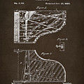 1880 Steinway Piano Forte Patent Espresso by Nikki Marie Smith