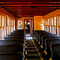 1880 Train Interior by Mike Oistad