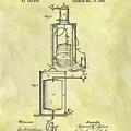 1881 Beer Cooler Patent by Dan Sproul