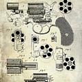 1881 Revolver Patent  by Jon Neidert