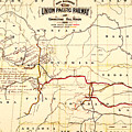 1881 - Union Pacific Railroad by Paul W Faust - Impressions of Light