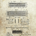 1885 Cribbage Board by Dan Sproul