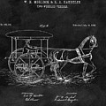 1888 Horse Drawn Carriage by Dan Sproul