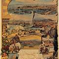 1890s Oriental Railways To Constantinople by Heidi De Leeuw
