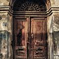 1891 Door Cyprus by Stelios Kleanthous