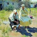 1893 Sergey Vinogradov by Eloisa Mannion