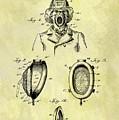 1897 Fireman's Inhaler Patent by Dan Sproul