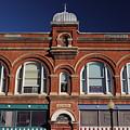 1898 Building Front by Buck Buchanan